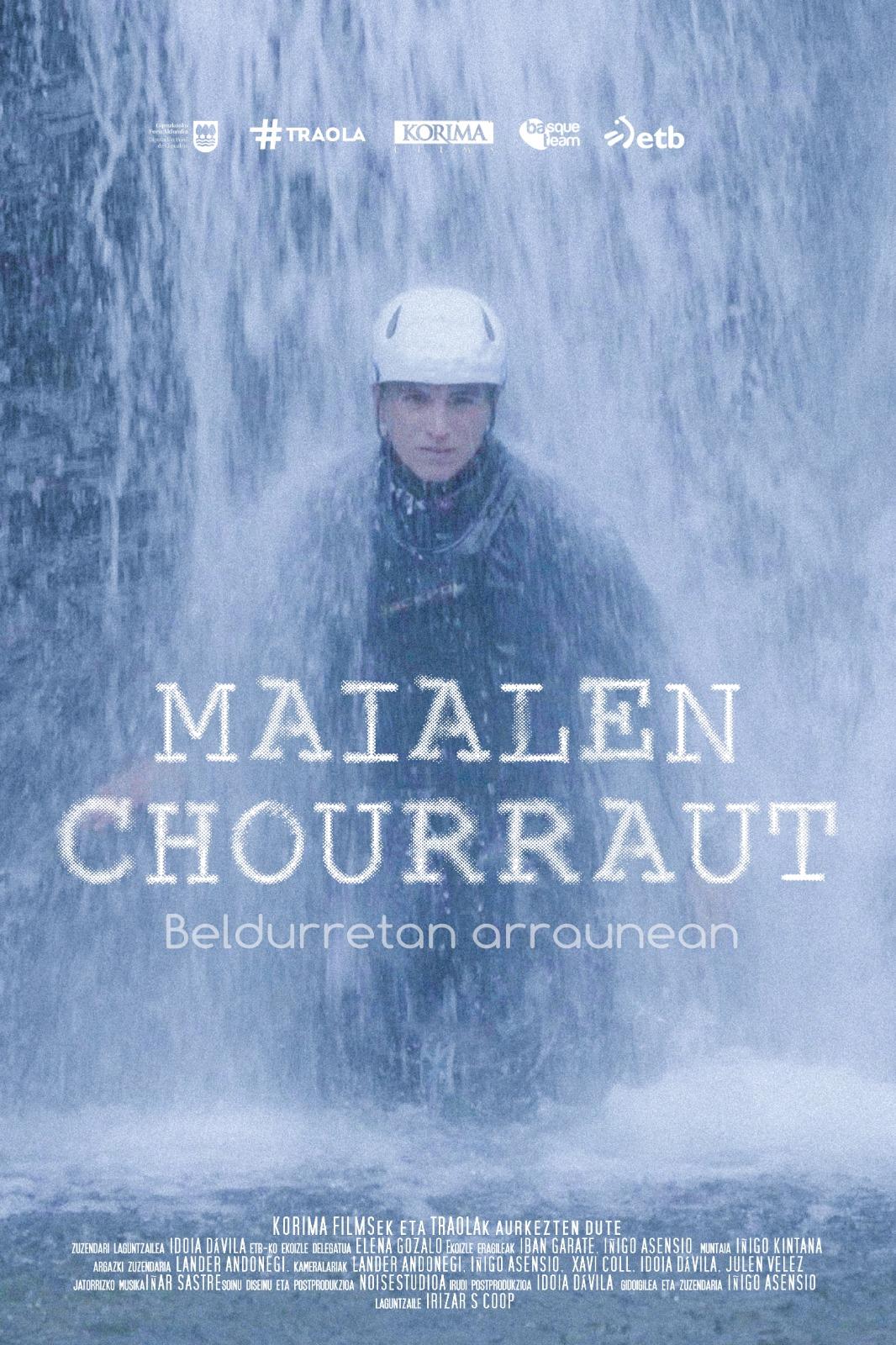 Maialen Chorraut: Beldurretan Arraunean
