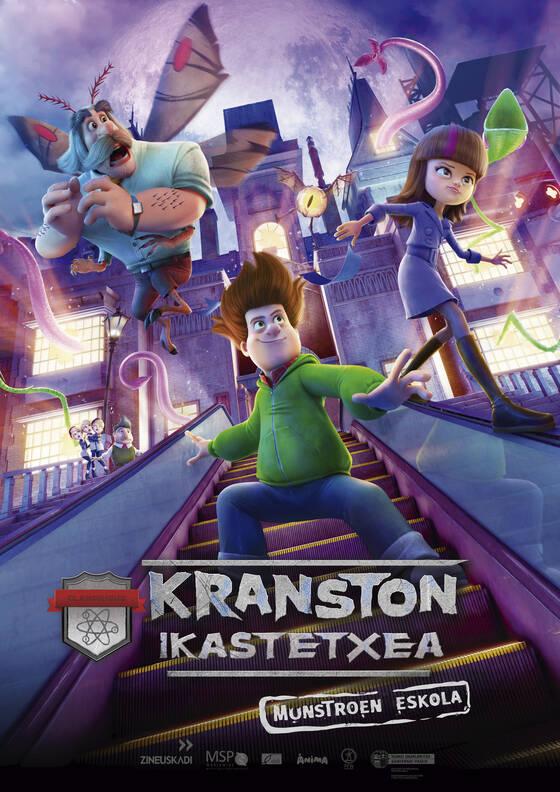 Kranston Ikastetxea: Munstroen Eskola