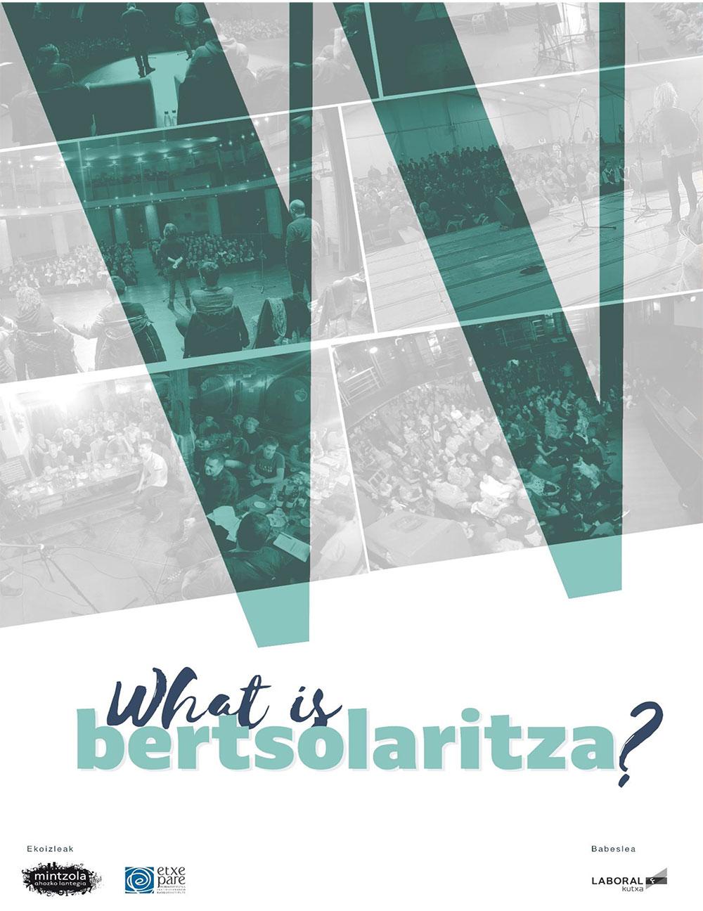 What is Bertsolaritza?