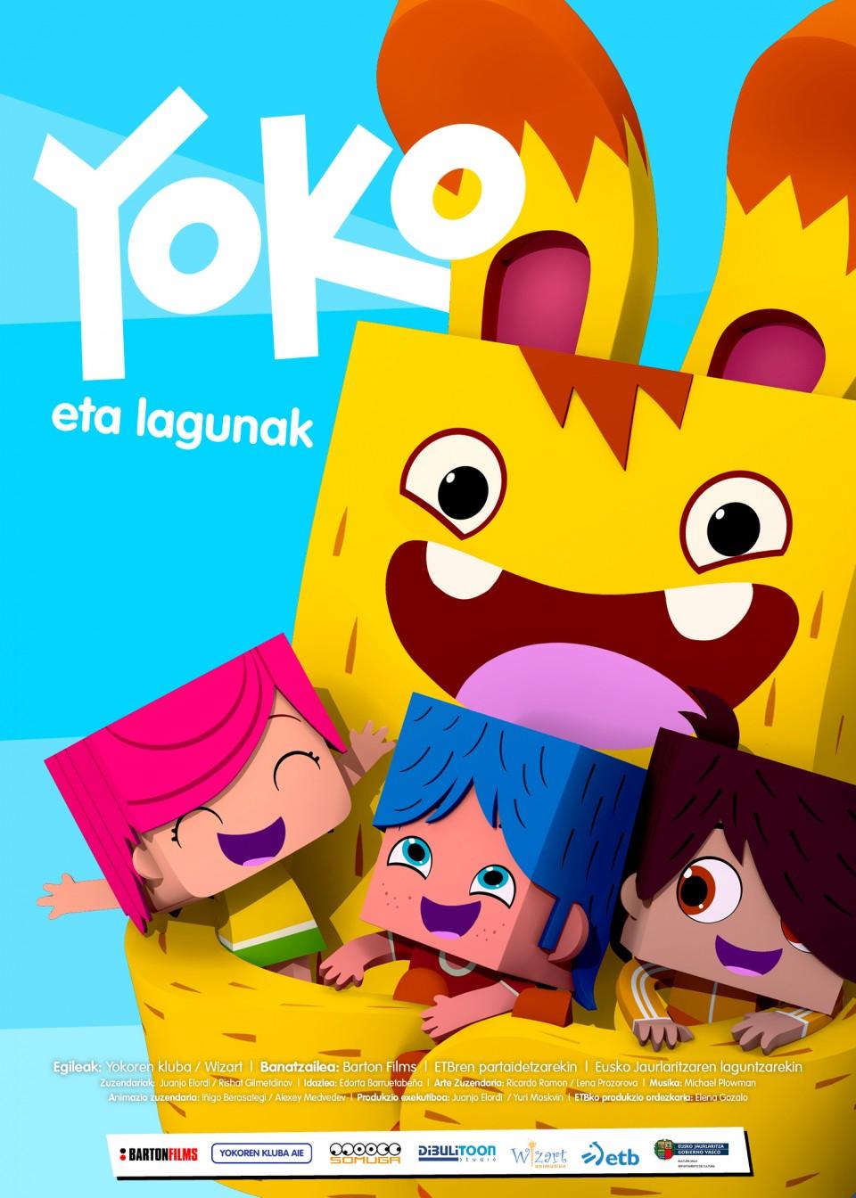 Yoko Eta Lagunak