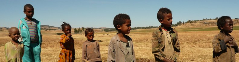 Haurralde: Etiopia