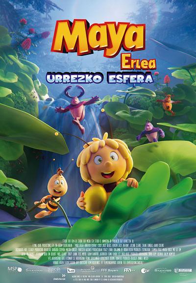 Maya Erlea: Urrezko esfera