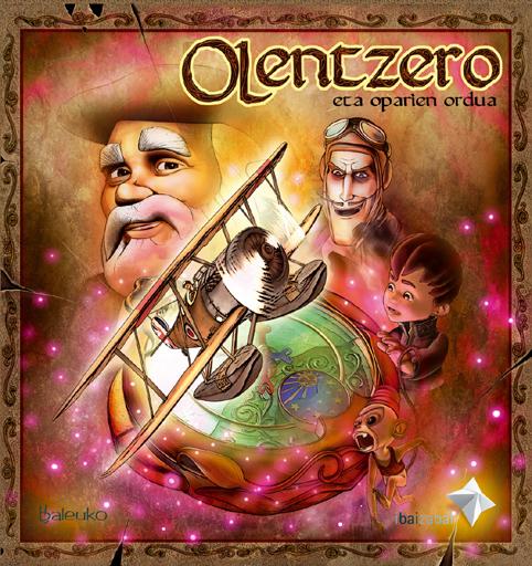 Olentzero Eta Oparien Ordua
