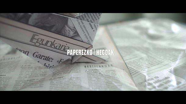 Paperezko Hegoak
