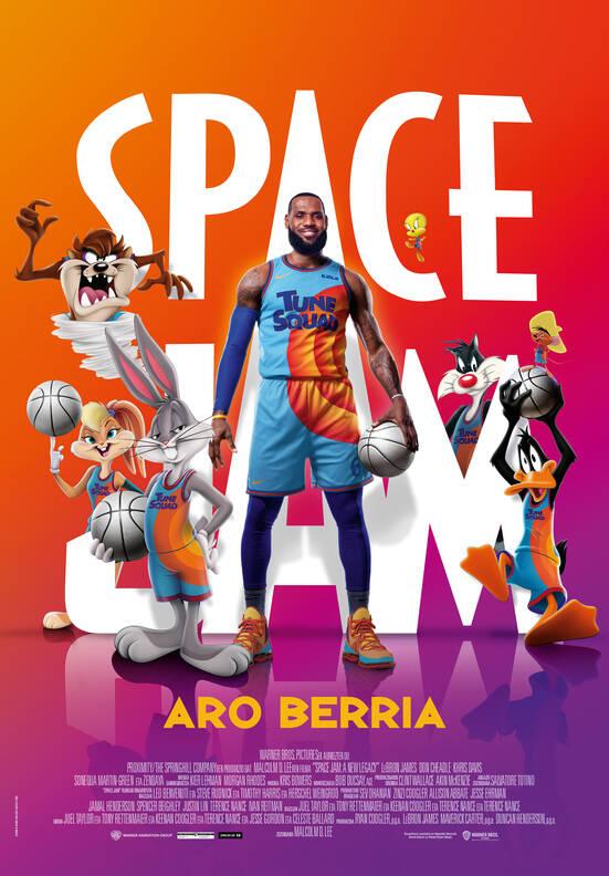 Space Jam: aro berria